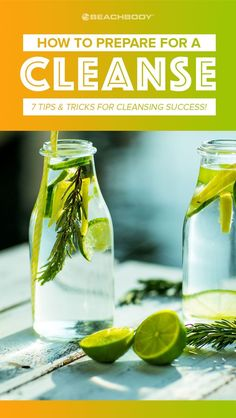 If you're wondering how to lose weight fast, maybe consider a cleanse? Before you do, check out these 7 tips before you get started on your weight loss detox for your key to success.  cleanse weight loss diet plan // detox tricks // detoxing tips // cleansing tips // how to lose weight quick // tips for weight loss // Beachbody // Beachbody Blog Fast Weight Loss Tips, Weight Loss Detox, How To Lose Weight Fast, Reduce Weight, Weight Gain, Detox Kur, Dieta Detox, Full Body Detox, Detox Your Body