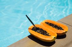 Oh the many benefits of papaya! Papaya seed oil is rich in vitamins, minerals, fatty acids, and an enzyme called papain. Papain acts as an exfoliant, gently dissolving dead skin cells and sebum. Unlike typical chemical exfoliants, papain reduces brown spots, lightens post-acne marks, and brightens all over without any unwanted irritation. Pretty remarkable. In addition, papaya seed oil contains anti-inflammatory compounds that calm and soothe. So if you were still unsure about letting…