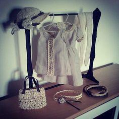 Minifee Outfit  handmade OOAK. di Style4Bjd su Etsy, €50.00