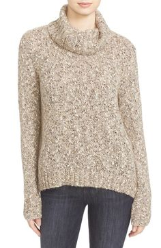 Free shipping and returns on Soft Joie Farika Cowl Neck Sweater at Nordstrom.com. A slouchy long-sleeve sweater with a drapey cowl neck that frames the face is spun from a loosely stitched knit infused with soft cotton and shot through with metallic shimmer.