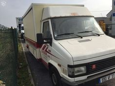 Camion magasin c25