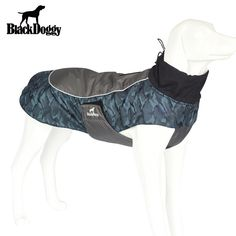 My Pet Clothes For Dog fashion winter Dogs Coat Jacket Waterproof Pet Raincoats Warm Outdoor Safety Supplies Small Big Dog XXXL