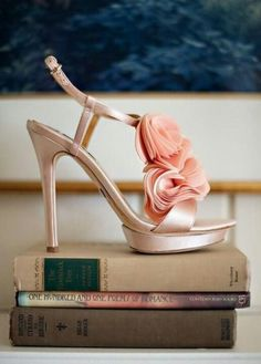 A perfect shoe. Simple and uncomplicated, nothing outrageous just beautiful. We have similar at the Wedding Boutique but quite as gorgeous. comment is by Peter Greenaway from www.bridalshoesuk.co.uk