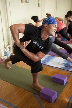 The Boston Studios | Baptiste Power Yoga Institute