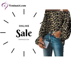 Surprise surprise! 🎉  It's SALE time ♥️ Enjoy 50% off all products NOW DON'T miss it 🙈  #feminatzi Surprise Surprise, Online Sales, All Things, Pants, Products, Fashion, Moda, Trousers, Women Pants
