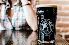 Northern CO brew pub Horsetooth Stout on Nitro by Sean Buchan #coloradobeer
