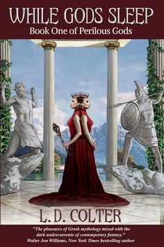 Advice for the Invariable Moment when You Decide to Quit - SFWA Fantasy Fiction, Self Publishing, Greek Mythology, Bestselling Author, Cover Design, Storytelling, The Darkest, Sleep, In This Moment