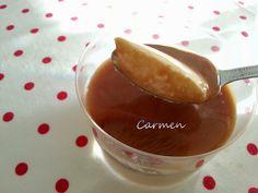 Caprichos sin gluten: Salsa de toffe