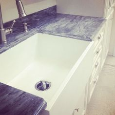 Readying for a kitchen remodel? Use our countertop estimator and start budgeting your project! #kitchen #countertop