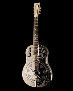 """Style """"O"""" Deluxe - National Guitars"""