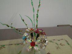 Crystle flower