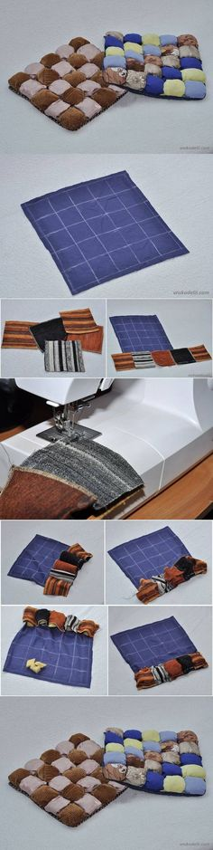 DIY Chair Soft Cushion