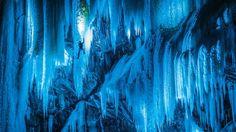 Minnehaha Falls a Frozen Winter Wonderland in Minneapolis (PHOTOS) - weather.com