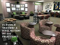 FLEXIBLE SEATING: A