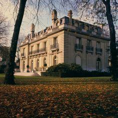 bois de boulogne demeure du duc de Windsor