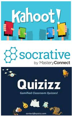 A Lever and a Place to Stand: Kahoot or Quizizz or Socrative: Which Should I…