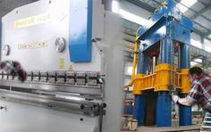 You can search for Hydraulic Presses For Sheet Metals, Hydraulic Sheet Metal in Kompass directory - http://in.kompass.com/live/en/g530102020201/manufacturing/metal-presses-hydraulic-pneumatic-1.html