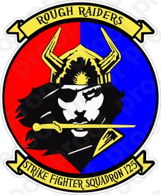 M.C. Graphic Decals - STICKER USN VFA 125 Rough Raiders, $3.00 (http://www.mcgraphicdecals.com/sticker-usn-vfa-125-rough-raiders/)