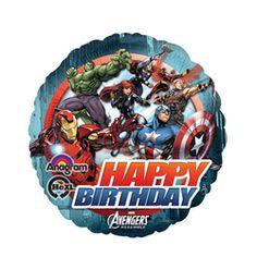 Marvel Avengers Balloon 18