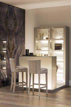 47 Amazing Light Mini Bar Design Ideas That you Can Try Home Design Decor, Home Bar Decor, Design Ideas, Mini Bar At Home, Small Bars For Home, Home Bar Counter, Bar Counter Design, Home Bar Rooms, Home Bar Areas