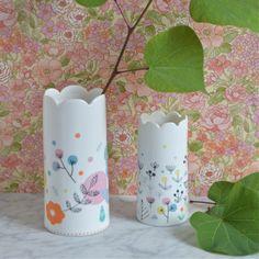 grand vase fleurs Mini labo - deco-graphic.com