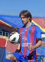 Robert Acquafresca - Últimas fotos del Levante UD