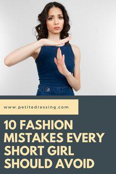 Short Neck, Short Torso, Petite Body, Petite Style, Petite Outfits, Petite Clothes, Dress For Petite Women, Fashion Terms, Build A Wardrobe