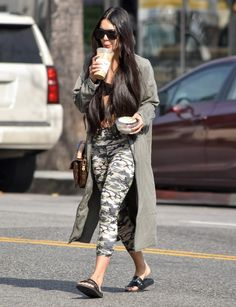 CAFFEINE RUSH Vanessa Hudgens keeps it casual as she runs out for coffee in L.A. on Friday. Star Tracks: Saturday, March 18, 2017
