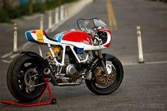 Ducati 900 SS by Walt Siegl for Puma