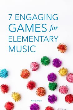 Looking for engaging, musical games to play with your students? Here are a few of my favorite games and activities for elementary music classes, children's choirs, and elementary group classes. #elementarymusic #childrenschoir #musicteaching #musicgames #singinggames Elementary Music Lessons, Vocal Lessons, General Music Classroom, Singing Games, Class Games, Church Music, Choirs, Free Teaching Resources, Music School