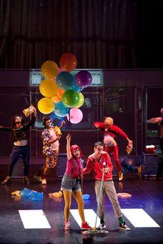 Milo, Maya e il giro del mondo - Opera domani 2015