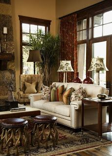Barclay Butera on Decorati - Interiors Without Rules Home Living Room, Living Room Designs, Living Room Decor, Muebles Shabby Chic, British Colonial Decor, Decoration Chic, Interior Decorating, Interior Design, Decorating Ideas