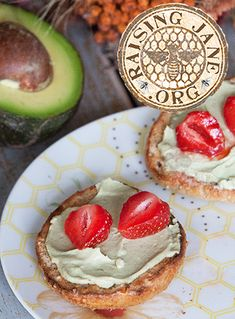 Whole Grain Bagels With Avocado Cream Cheese: Prep Time: Minutes, Plus Hours Rising Cook Time: Minutes Makes: 12 Bagels Homemade Spice Blends, Homemade Spices, Breakfast Bites, Savory Breakfast, My Favorite Food, Favorite Recipes, Whole Grain Foods, Cheese Bagels, Avocado Cream