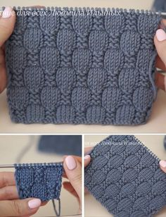 | macramé | Baby Knitting Patterns, Knitting Designs, Free Knitting, Crochet Patterns, Crochet Stitches, Knit Crochet, Crochet Clothes, Herringbone Stitch, Ideas Para
