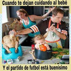 Mírate cuidando a tu hija ... Imagenes de risa 2016 Mega Memeces Más en I➨ http://www.megamemeces.com/memeces/imagenes-de-risa-2016