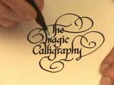 Calligraphy - The Art of Handwriting