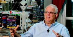 Terra X Ufos: Gevaerd, editor chefe da Revista UFO, fala sobre os 'slides de Roswell'