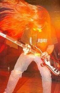 Kyuss' Scott Reeder <3 <3