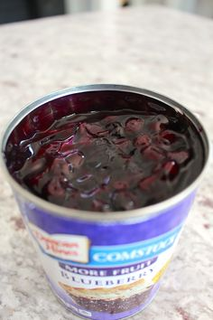 Easy Dessert Recipe - Dump Cake - 2 Bees in a Pod