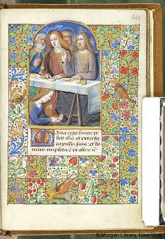 Book of Hours, MS M.348 fol. 263r - Images from Medieval and Renaissance Manuscripts - The Morgan Library & Museum
