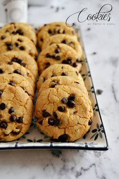 Cookies Light, Shortbread Biscuits, Vanilla Recipes, Biscotti Cookies, Cookie Bars, Quick Easy Meals, Cookie Recipes, Food And Drink, Treats