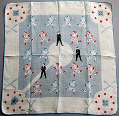Tammis Keefe Baseball Handkerchief