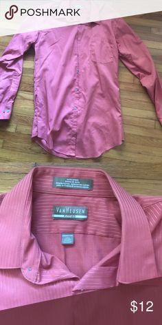 Restyle plum dress shirts