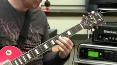 Guitar Lesson - Easy Blues