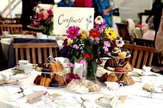 1930's INSPIRED WEDDING RECEPTIONS | ... and Tom's handmade 1930′s inspired country wedding ~ part two