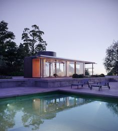 Kettal to sell replicas of Richard Neutra's VDL Research House penthouse