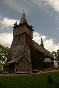 John the Baptist Church in Orawka, circa 1750