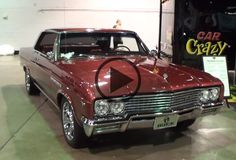 Buick Skylark 1965 Gran Sport Custom - https://www.musclecarfan.com/buick-skylark-1965-gran-sport-custom/