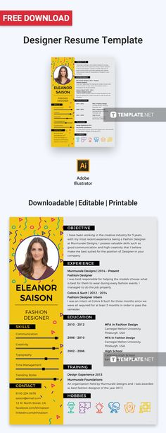 Free Senior Manager Resume Free Resume Templates Pinterest