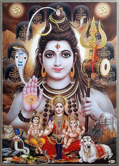 137 Best lord siva images in 2019 | Hindus, Lord shiva, Shiva